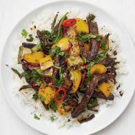 Cumin Beef Stir-Fry