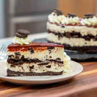 Encore: No-Bake Oreo Cheesecake