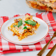 Encore: Ravioli Lasagna with Arugula