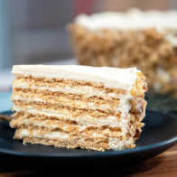 Encore: Maple-Walnut Icebox Cake
