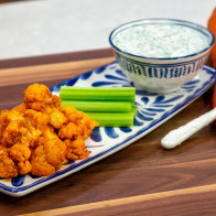 Encore: Cauliflower Buffalo Wings