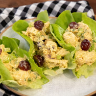 Encore: Curried Chicken Lettuce Wraps