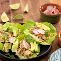 Encore: Instant Pot Green Chili Chicken Tacos