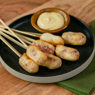 Encore: Mini Corn Dogs