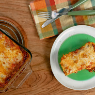 Encore: Loaf Pan Lasagna for Two