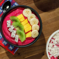 Encore: Dragon Fruit Smoothie Bowls