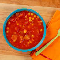 Encore: Chickpea and Chorizo Soup