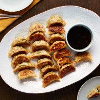 Encore: Pork and Ginger Pot Stickers