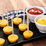 Encore: Corn Dog Muffin Bites