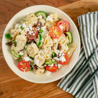 Encore: Greek Tortellini Salad
