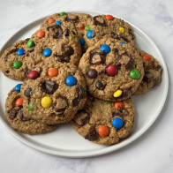 Encore: Loaded Peanut Butter Monster Cookies