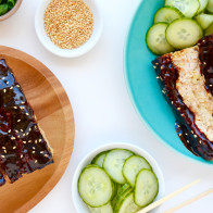 Encore: Hoisin-Glazed Sesame Chicken Meatloaf