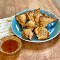 Encore: Crab Rangoon